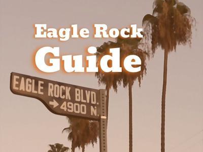 Eagle Rock Guide Cover Photo