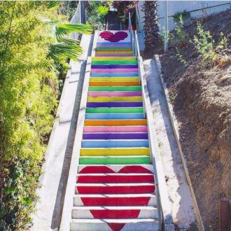 Commission legalizes Silver Lake stairway murals