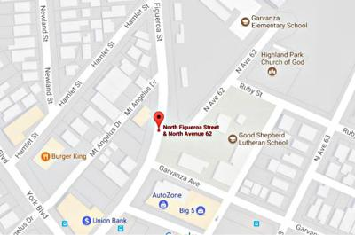 Driver killed after colliding with power pole in Highland Park