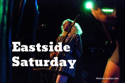 Eastside Saturday: Second Saturday returns to Frogtown | Latin Jazz by Louie Cruz Beltran in Echo Park | Fitness plays Highland Park