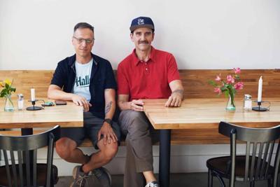 Hinterhof - Matthias Brandt and Eric Funk