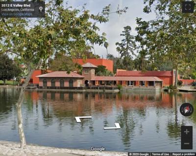Lincoln Park Lake