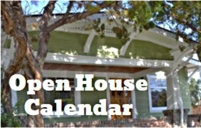 Open House Calendar Story Placeholder