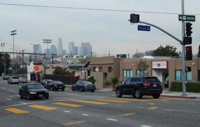 A project to improve pedestrian safety in Boyle Heights gets a financial boost