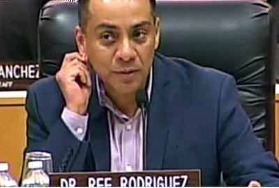 Ref Rodriguez resigns Eastside school board seat after settling money-laundering charges