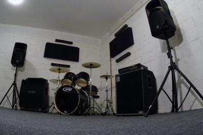 New rehearsal space is in tune with Boyle Heights music scene