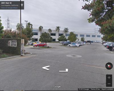 2750 Casitas Google Map