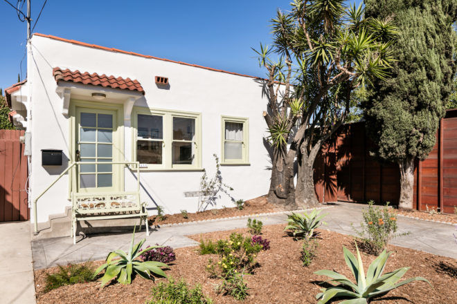 For Sale: Spanish Bungalow with Guest Studio in Prime Silver Lake