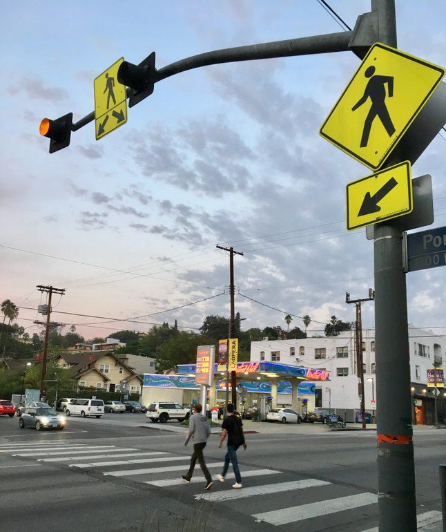 A 'Go Fund Me' campaign for a stoplight in Echo Park [updated]