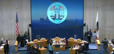 LA County Board of Supersisors