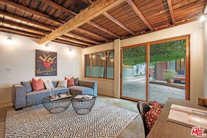 For Sale Atwater Village Spanish Duplex With Indooroutdoor Living