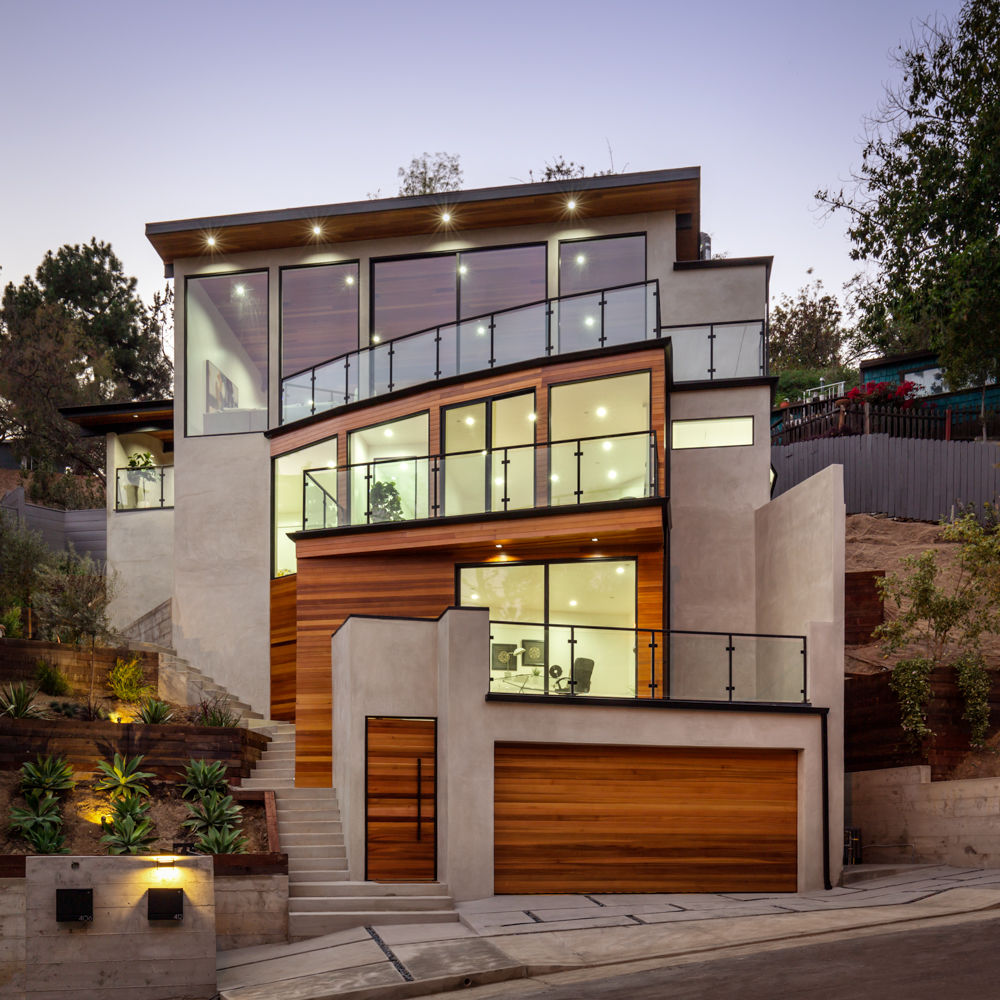 Architectural New-Build: Sustainable Living in Mt. Washington