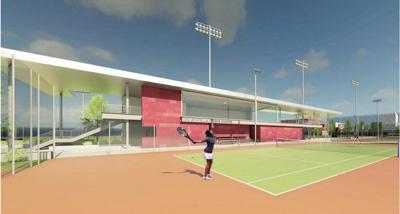 Cal State L.A. Asks: Tennis Anyone?