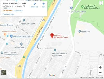 Man found dead near Montecito Heights rec center on Easter Sunday