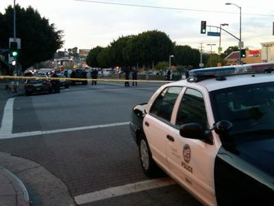 Police arrest two armed men in Echo Park *