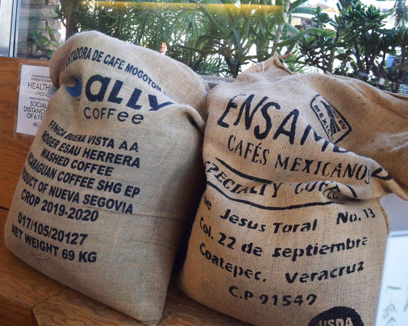 Cafe de Leche - Coffee Bags
