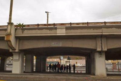 El Sereno's Soto Street Bridge may not have a historic leg to stand on