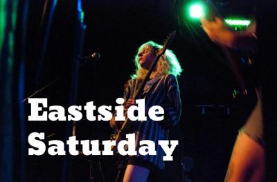 Eastside Saturday: Family hike in Debs Park; The New Romantics art opening; A League of Their Own screening at Echo Park Lake