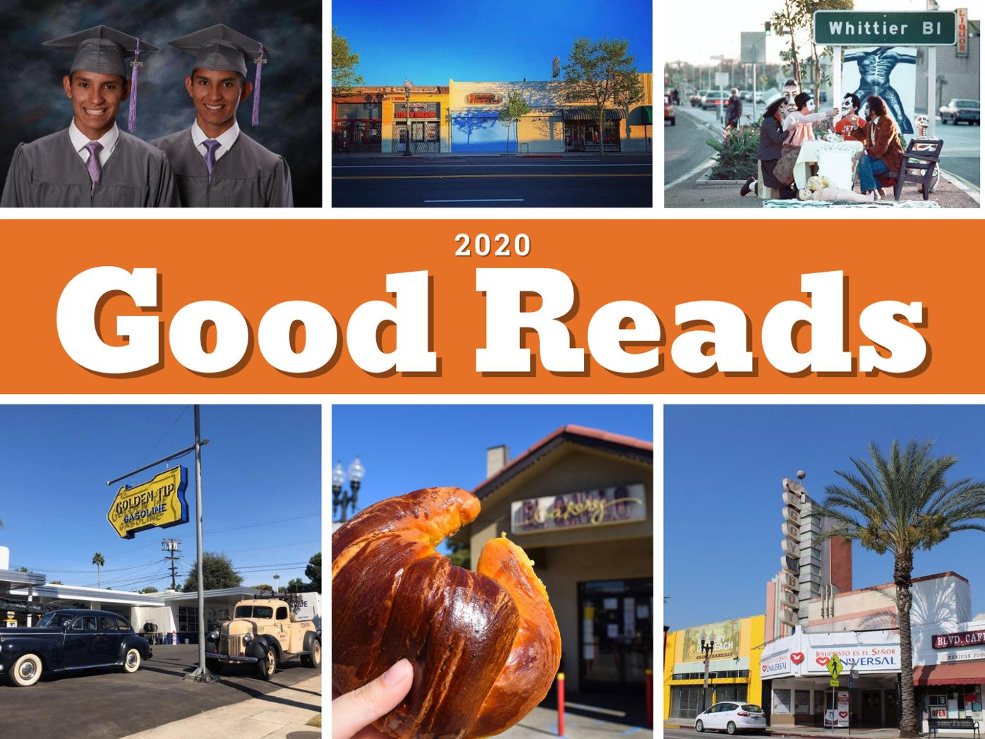 2020 Good Reads