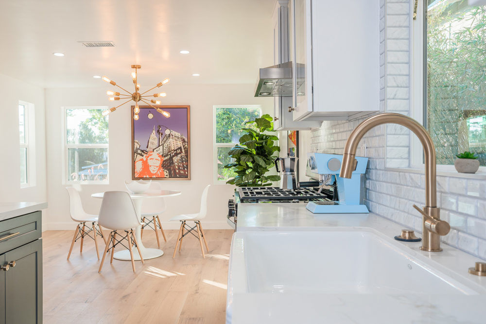 The Living is Easy in This 3-Bedroom Highland Park Bungalow
