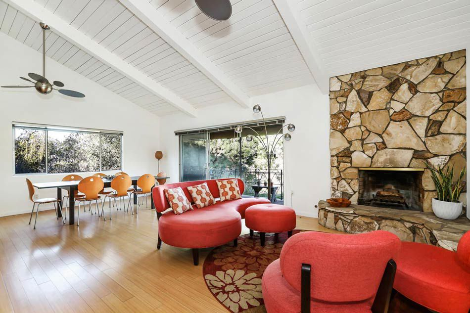 Tranquil Mid-century with Pool in the San Rafael Hills presented by Tracy Do