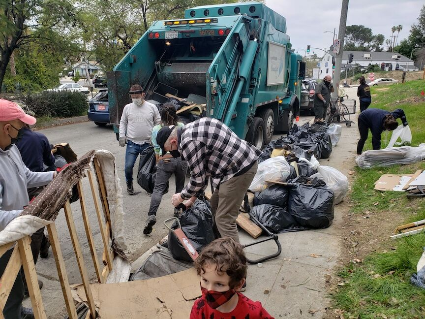 Echo Park Trash Club