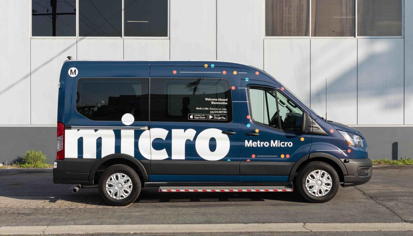 Metro Micro vehicle