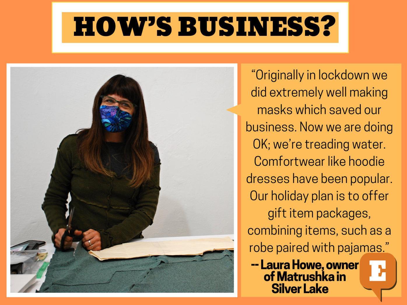 How's Business Matrushka