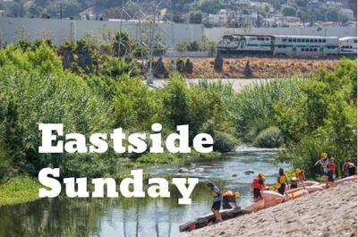 Eastside Sunday: A puppet version of Escape From Witch Mountain; meet the artists of Elysian Valley; comedy in Glassell Park