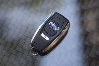 Lost in Echo Park: Subaru Car Key fob   Lost And Found