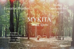 What's New With Our Sponsors: Eyetailor hosts MYKITA trunk show; Taza of Echo Park hosts photo exhibit