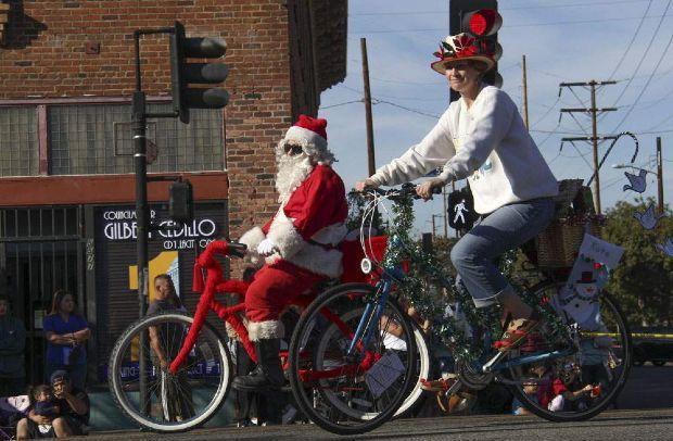Eastside Holiday: Christmas tree lightings in Eagle Rock & El Sereno; Echo Park Community Parade & Highland Park Hanukkah party