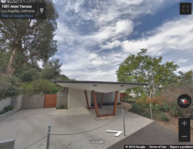 "Tragedy strikes couple who rediscovered and restored Elysian Heights' ""Long Lost"" John Lautner house"