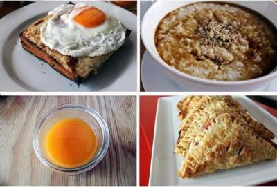 Good Morning! Good Girl Dinette now serving breakfast with a tasty Vietnamese twist