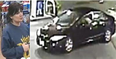 Surveillance photo and video of Los Feliz hit-and-run suspect