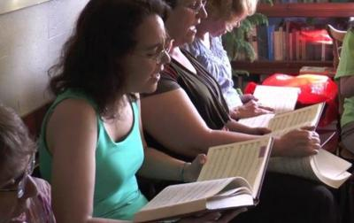 Loud & Proud: Eagle Rock's Sacred Harp singers find harmony in historic hymns