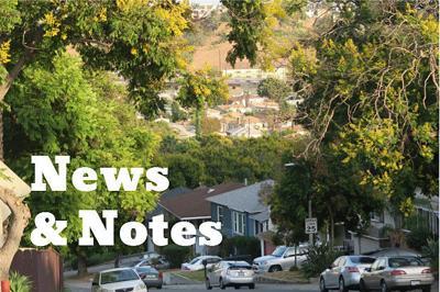 news and notes el sereno hillside neighborhood