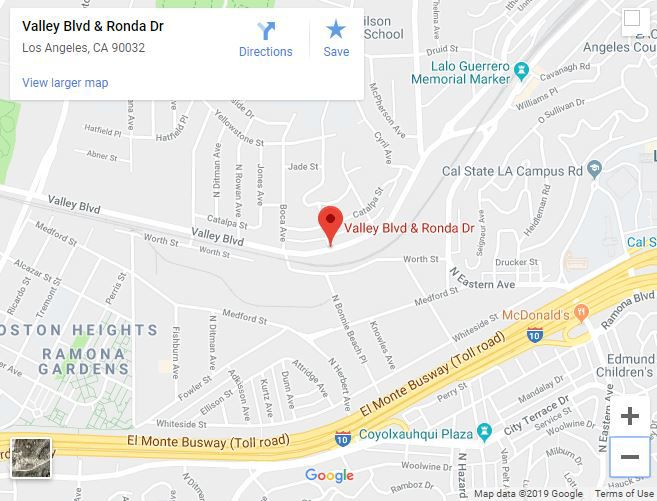 El Sereno Uber driver fired upon in possible case of mistaken identity