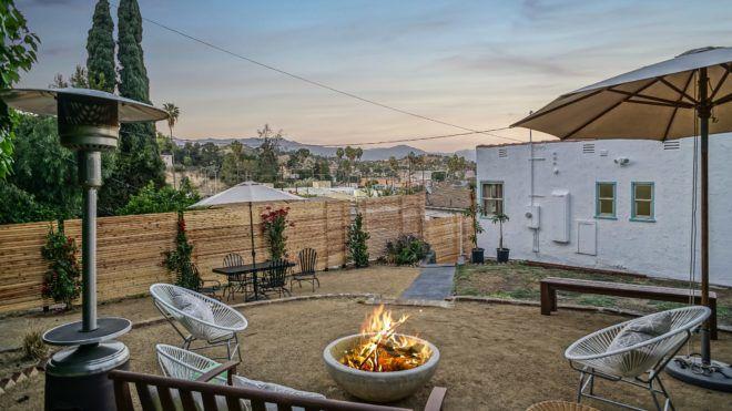 For Sale: Contemporary Spanish View Home in El Sereno