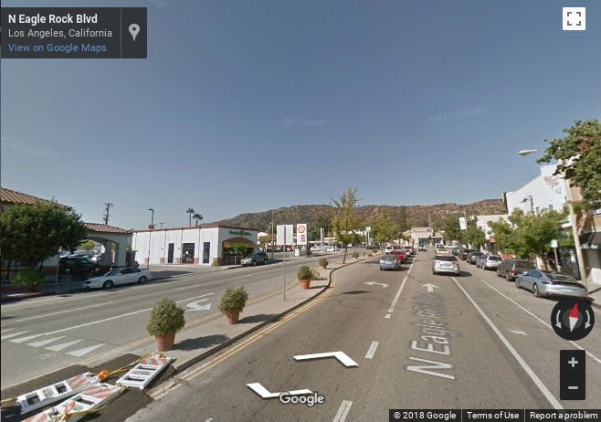 Eagle Rock focuses attention on its other boulevard