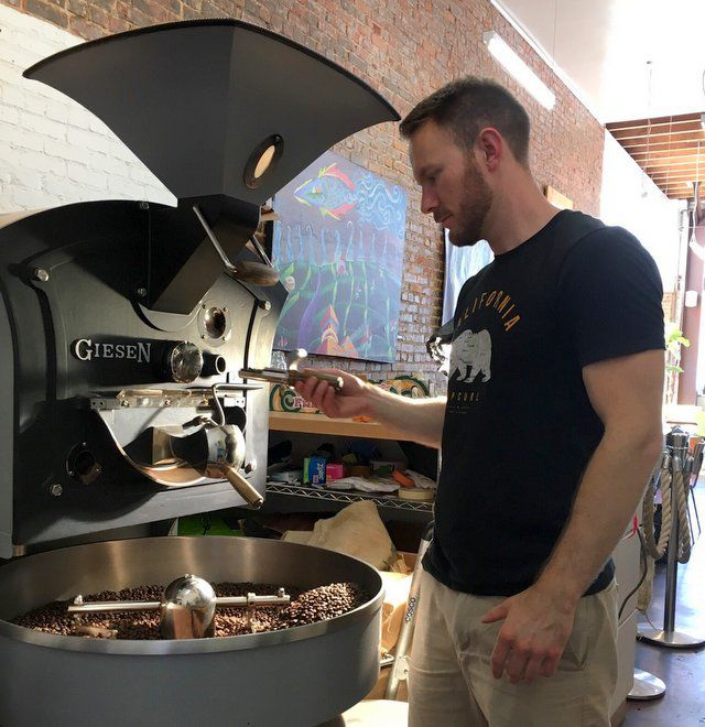 Roaster of socially conscious coffee sets up shop in Elysian Valley