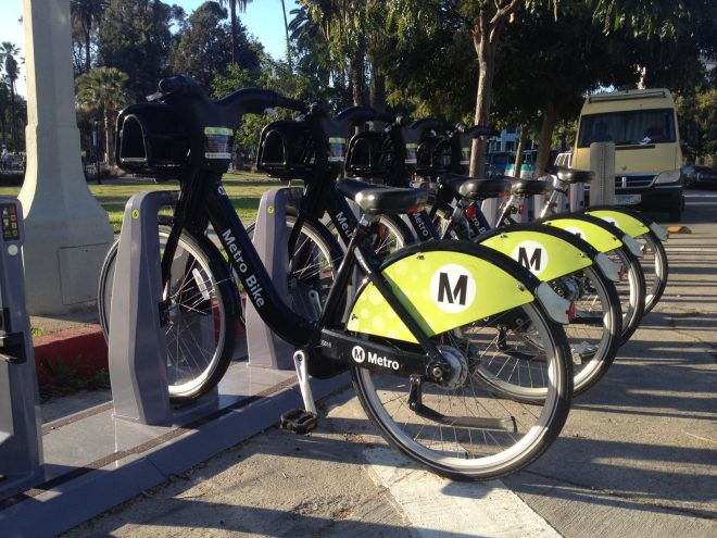 Echo Park and Delta? Sunset and Vermont? Metro asks where you want bike share stations