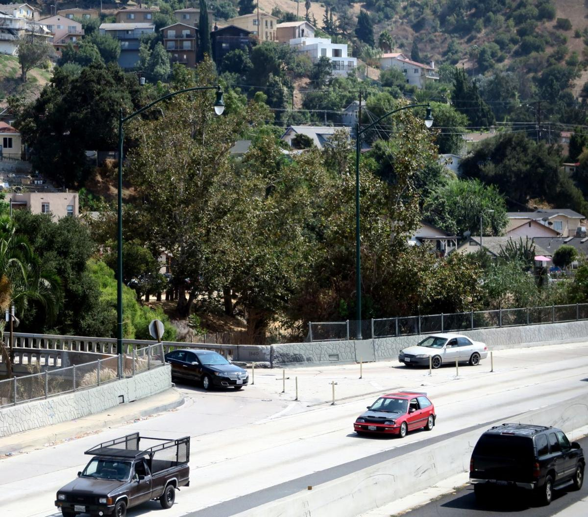 110 Freeway Arroyo Seco Parkway Highland Park Avenue 43 9-6-2019 2-34-46 PM.JPG