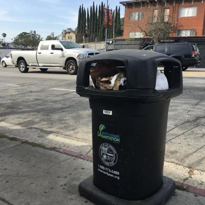 More city trash cans headed to a sidewalk near you