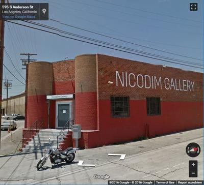 'Hate crime' label for art gallery vandalism sparks protest in Boyle Heights