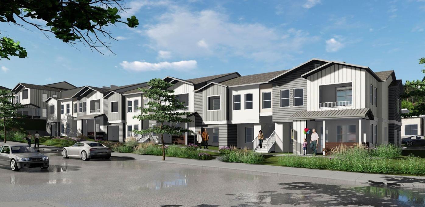 Rose Hill housing 2