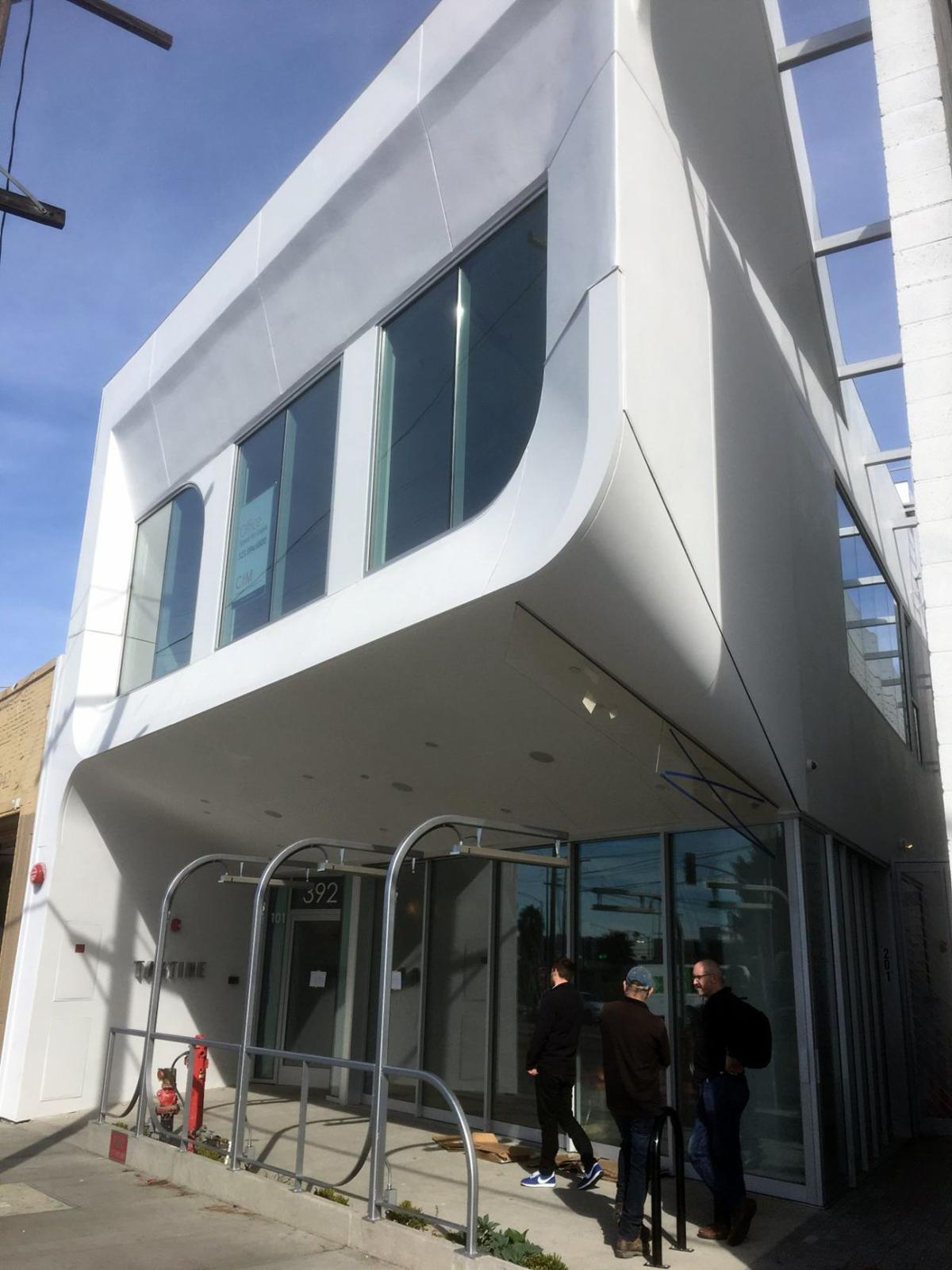 Tartine building