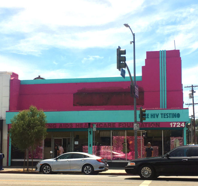 What about the pink? Echo Park's Out of the Closet thrift shop to be replaced with apparel store