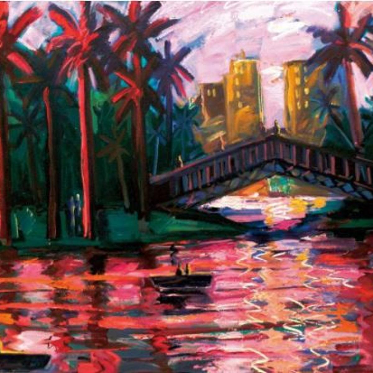 The Echo Park Of Painter Carlos Almaraz There S A Deeper More Mysterious Element Arts Culture Theeastsiderla Com