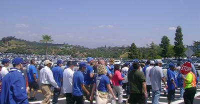 Bulletin Board: Dodger Stadium Opening Day community forum